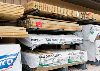 Door County Lumber Supplier in Egg Harbor, WI