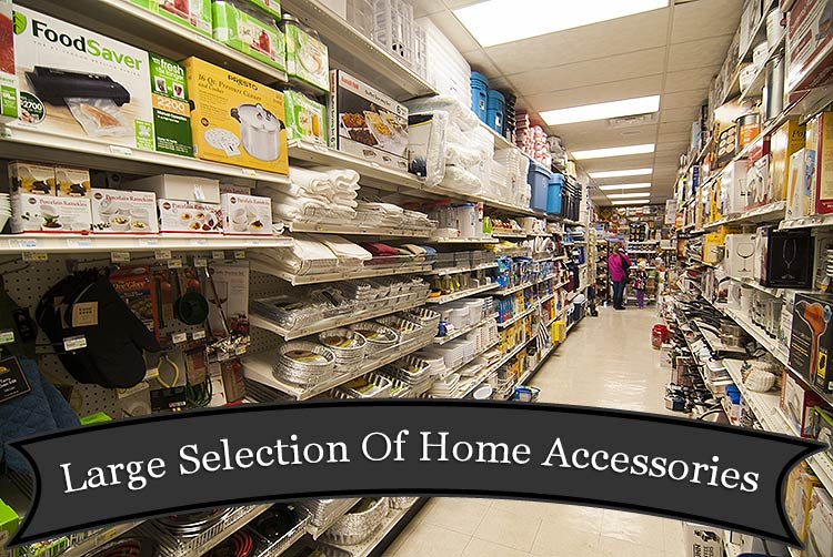 Home Accessories at Harbor Hardware in Door County, WI