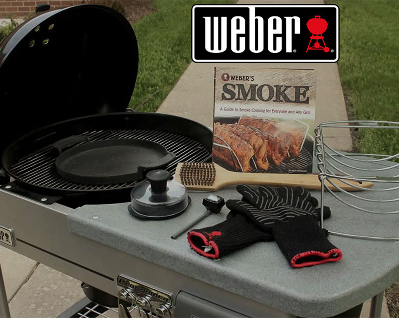 Weber Grill Accessories at Harboar Hardware in Egg Harbor, Wisconsin